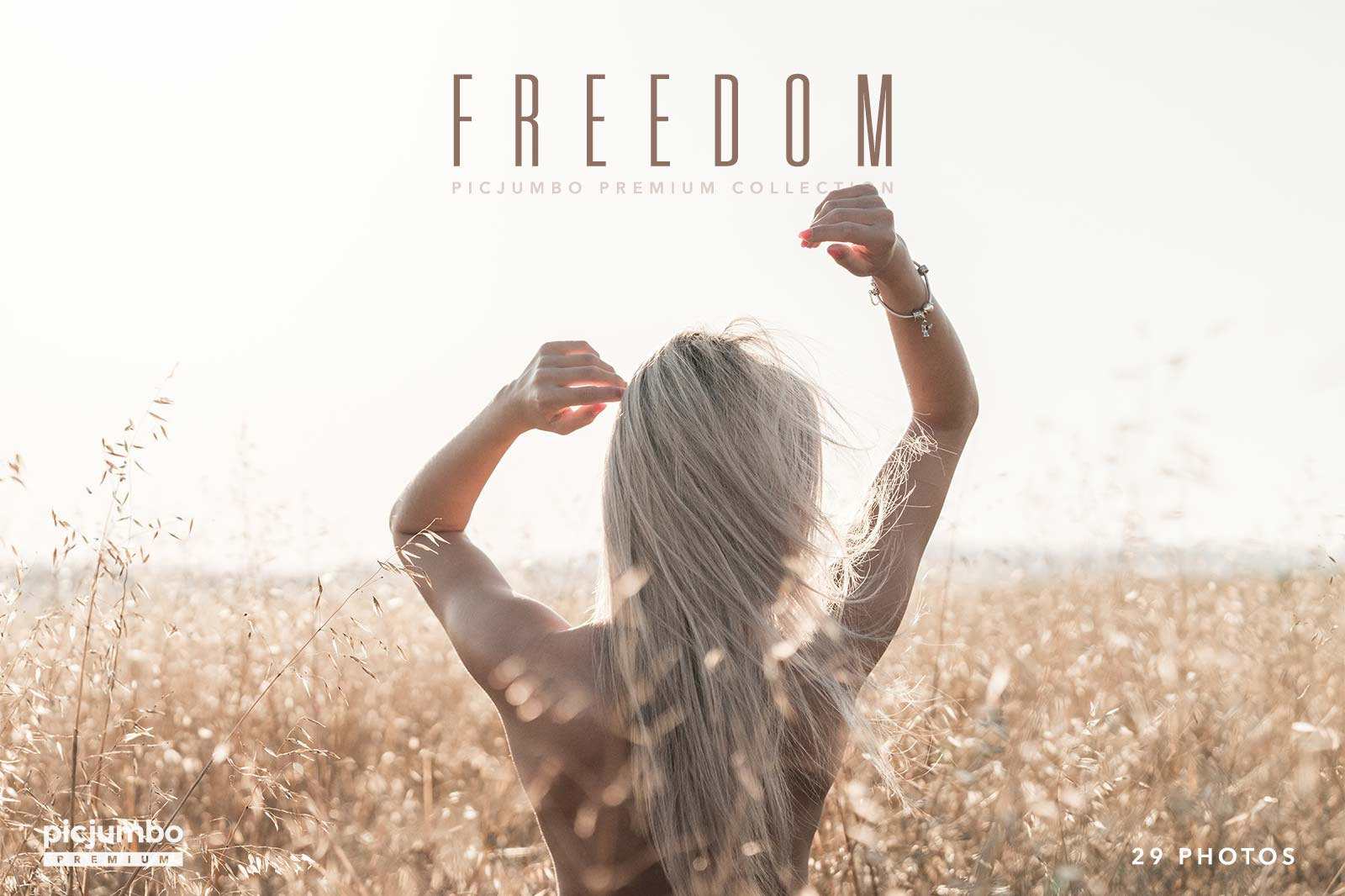 Freedom — get it now in picjumbo PREMIUM!