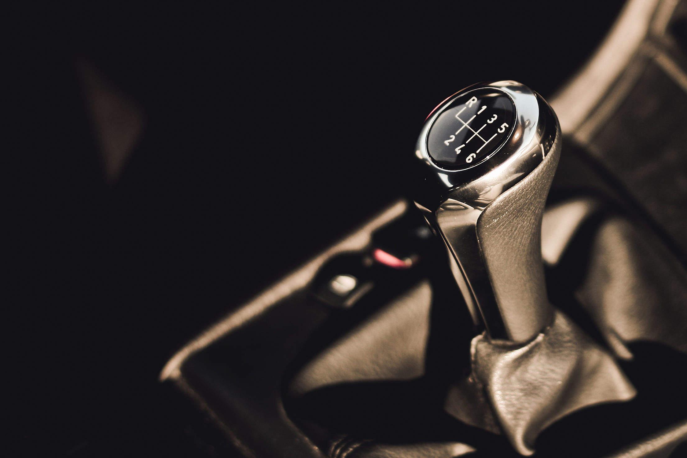 Gear Shift Selector Free Stock Photo