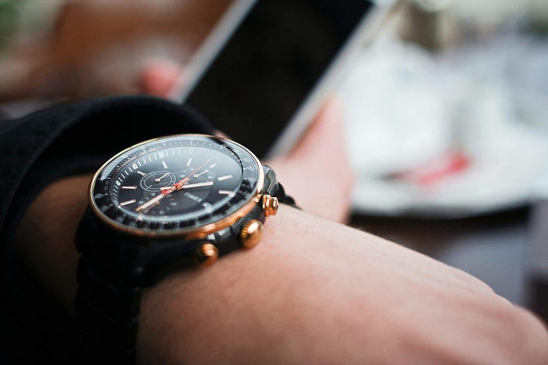 Download Gentleman Watches FREE Stock Photo