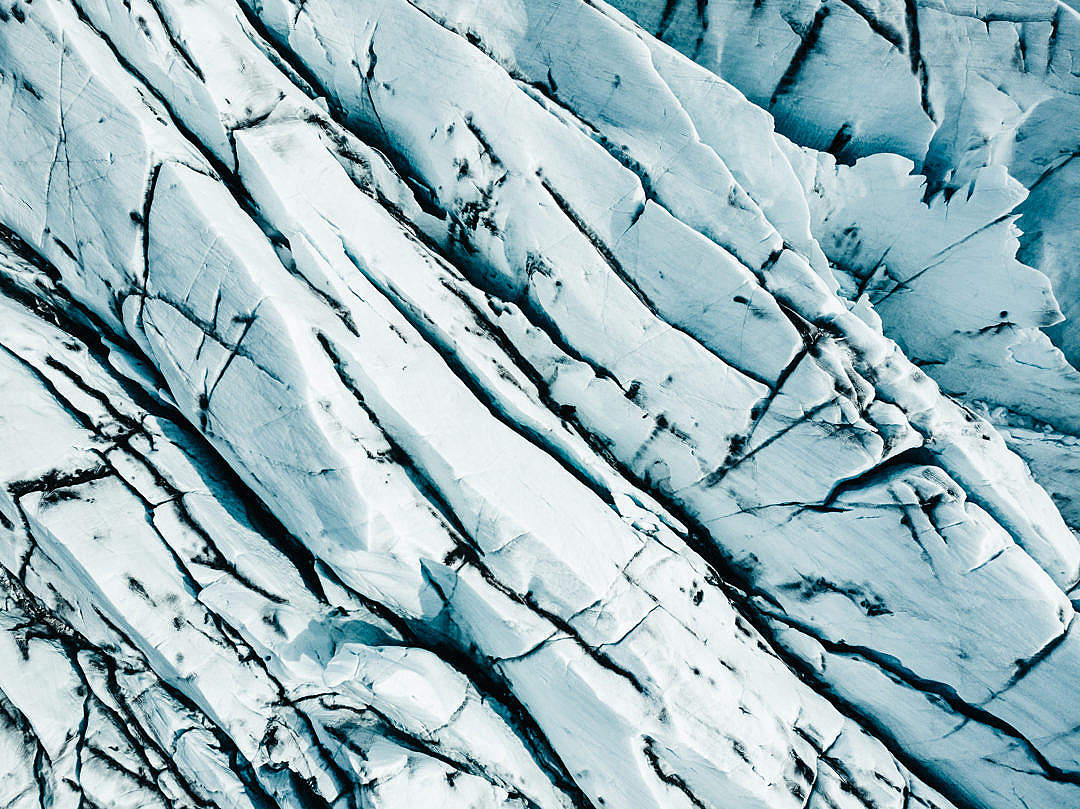 Download Glacier Texture FREE Stock Photo