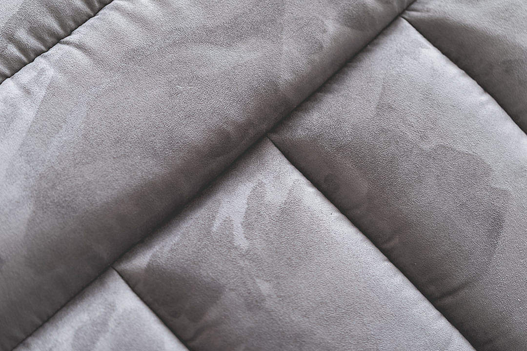 Download Gray Suede Sofa Abstract Close Up FREE Stock Photo