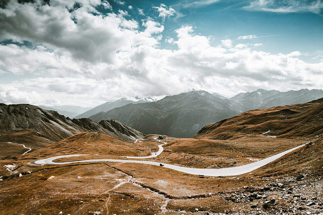 Download Grossglockner Road Austria FREE Stock Photo