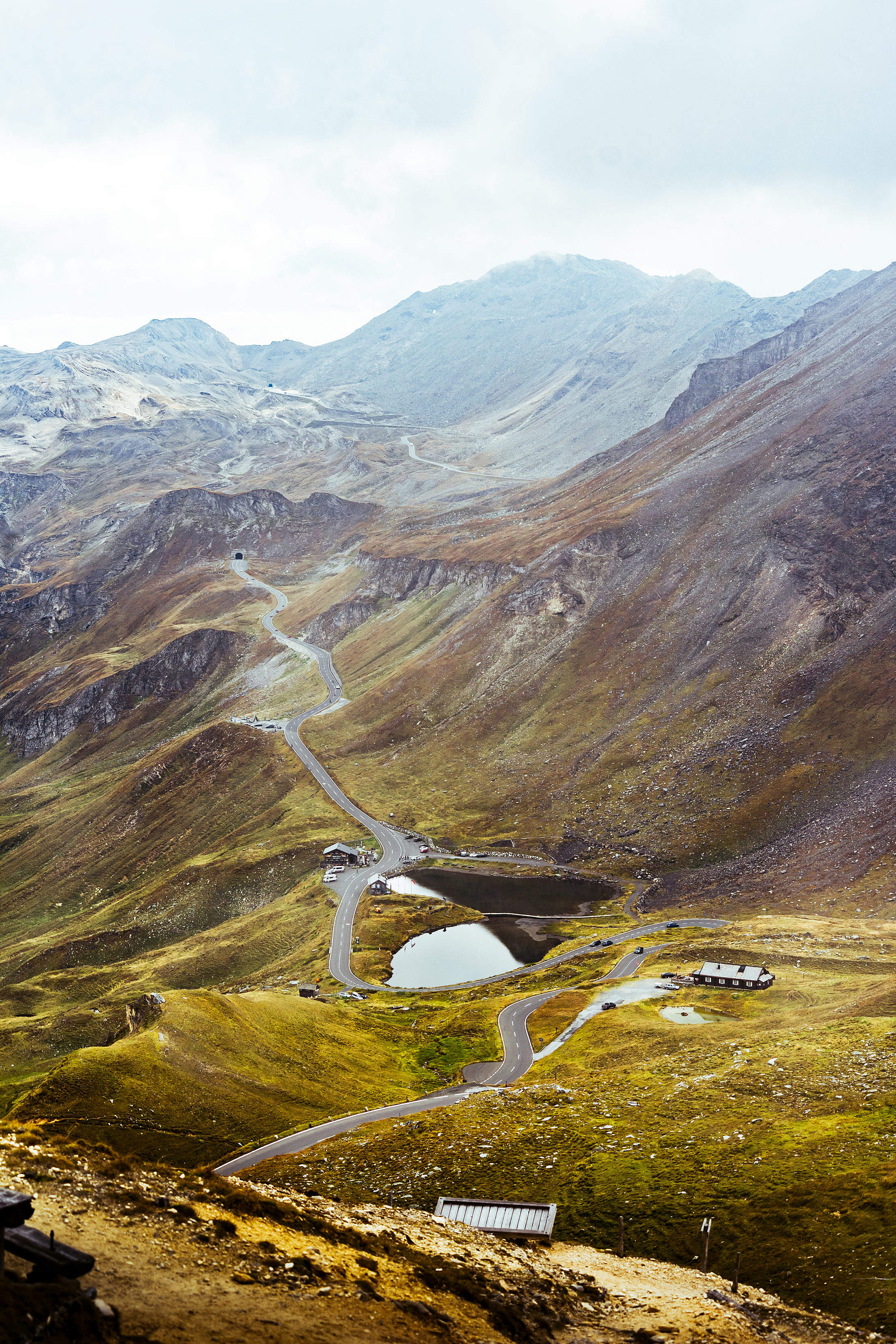 Grossglockner Vertical Free Stock Photo