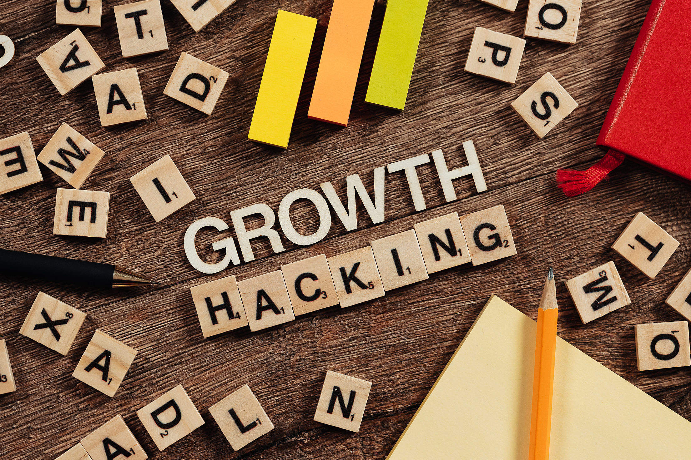 Growth Hacking Free Stock Photo
