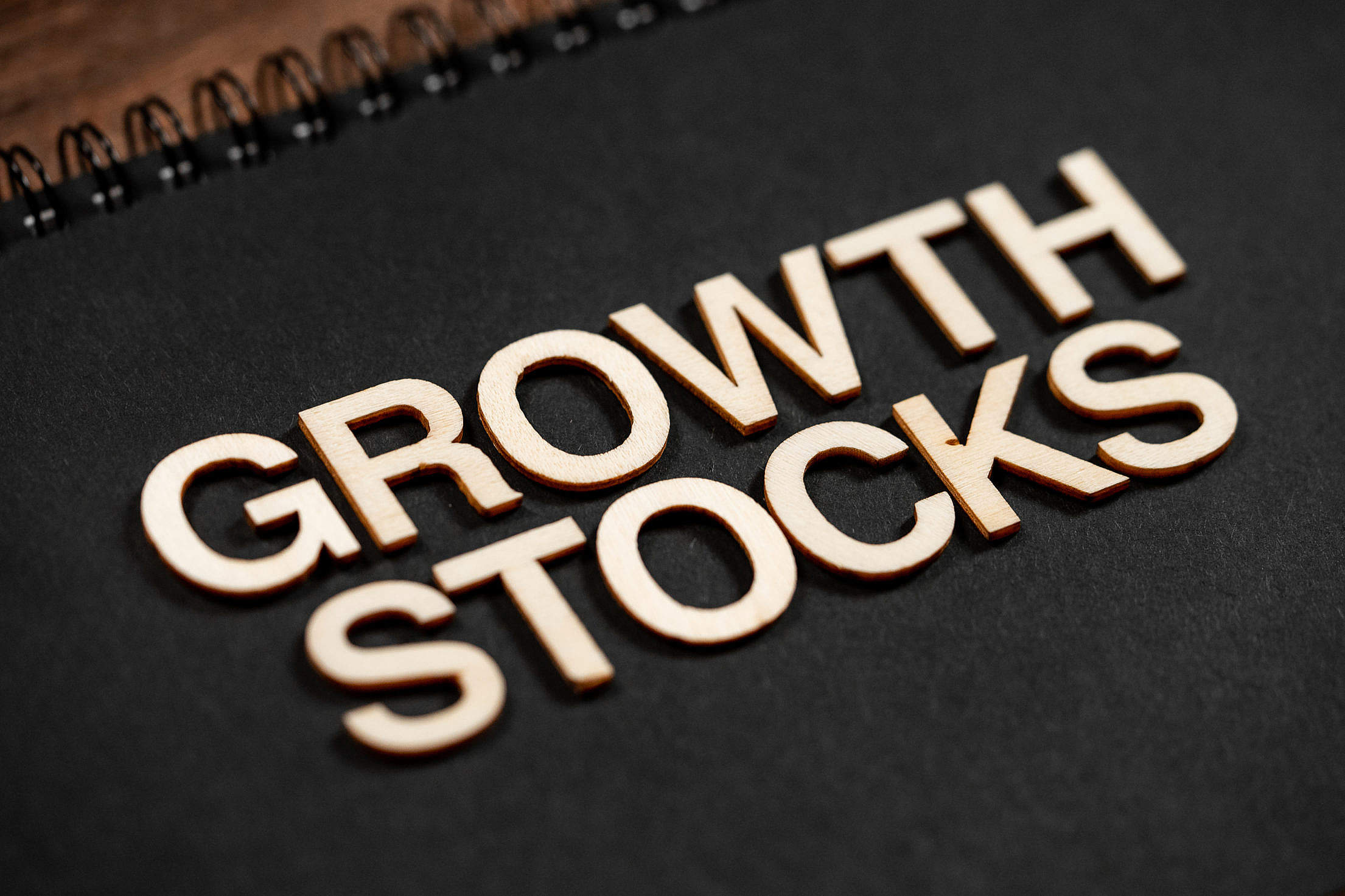 Growth Stocks Free Stock Photo