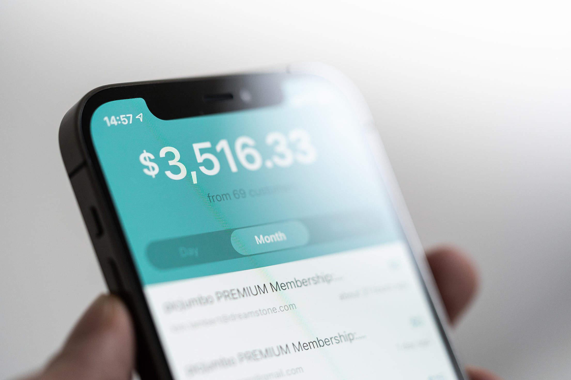 Gumroad Dashboard App Online Selling Digital Goods Free Stock Photo