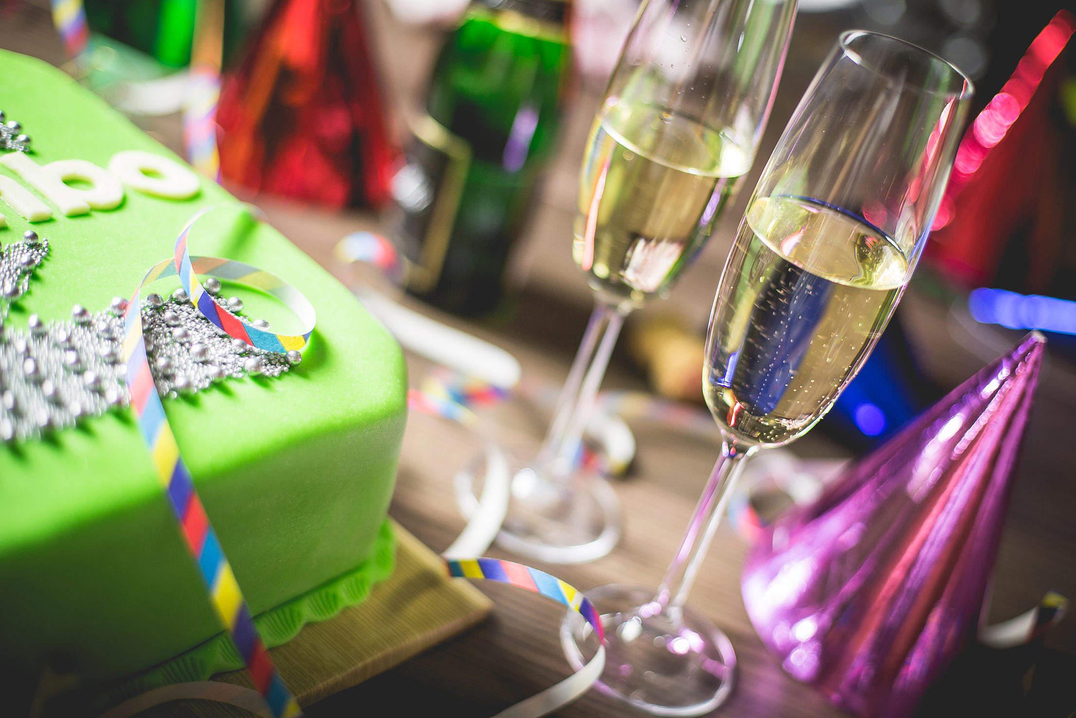 Happy Birthday, picjumbo! Free Stock Photo