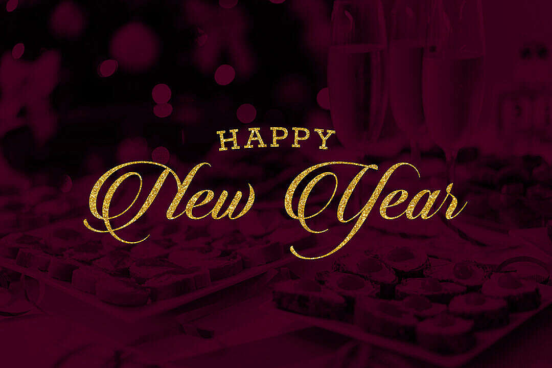 Download Happy New Year FREE Stock Photo