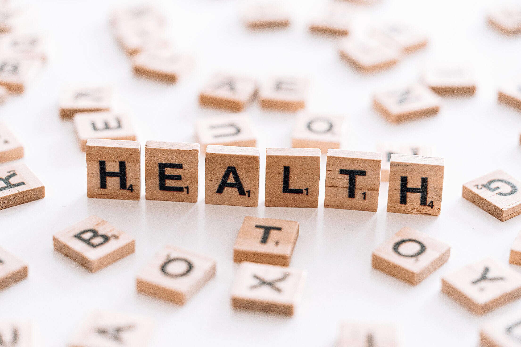 Health Free Stock Photo
