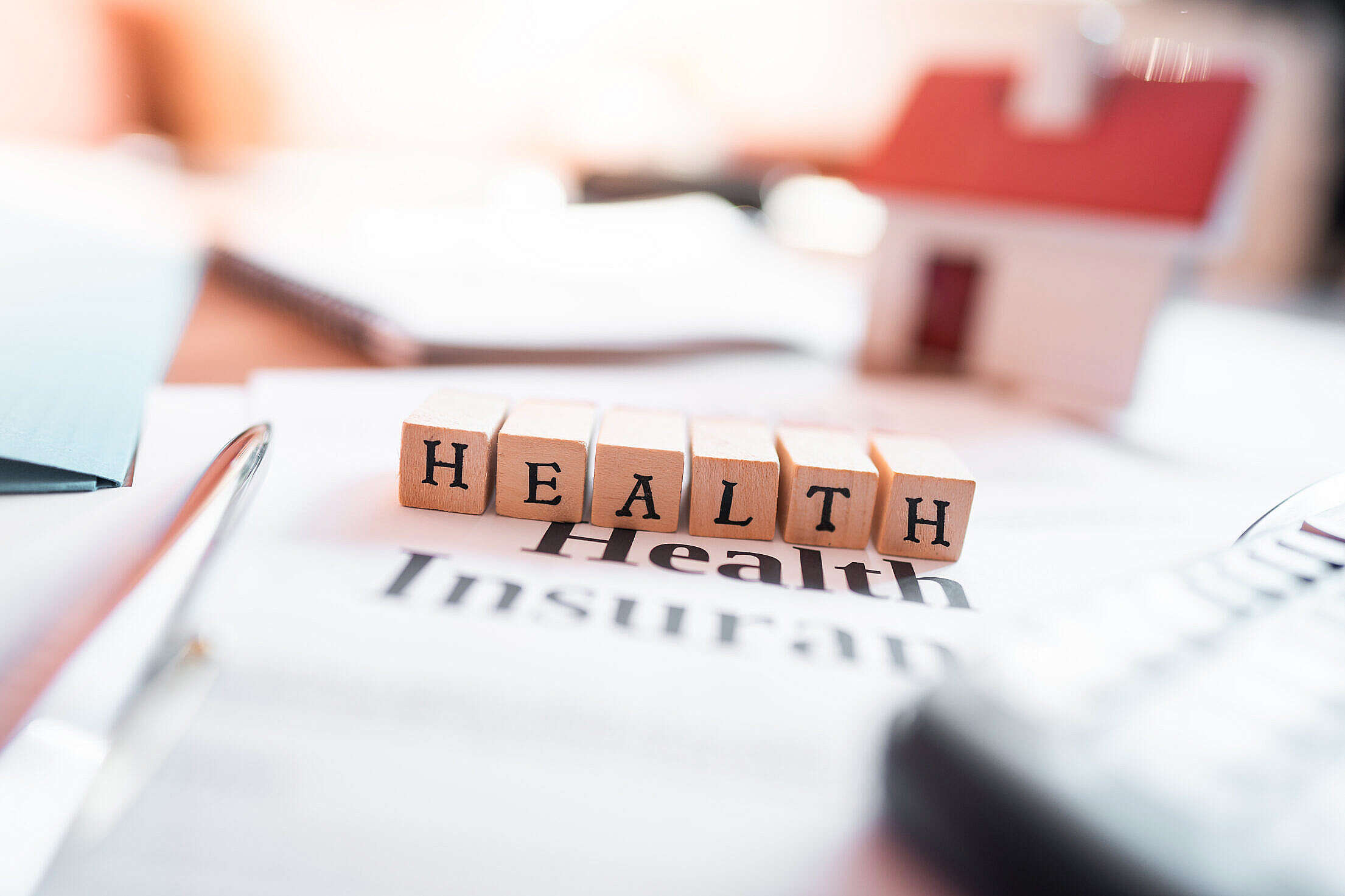 Health Insurance Free Stock Photo