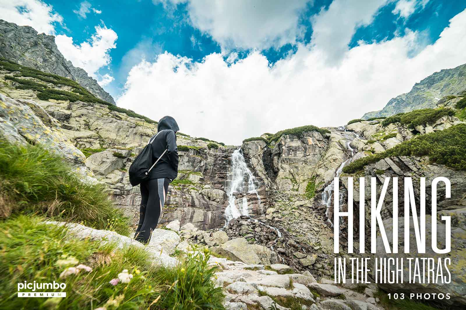 Hiking — get it now in picjumbo PREMIUM!
