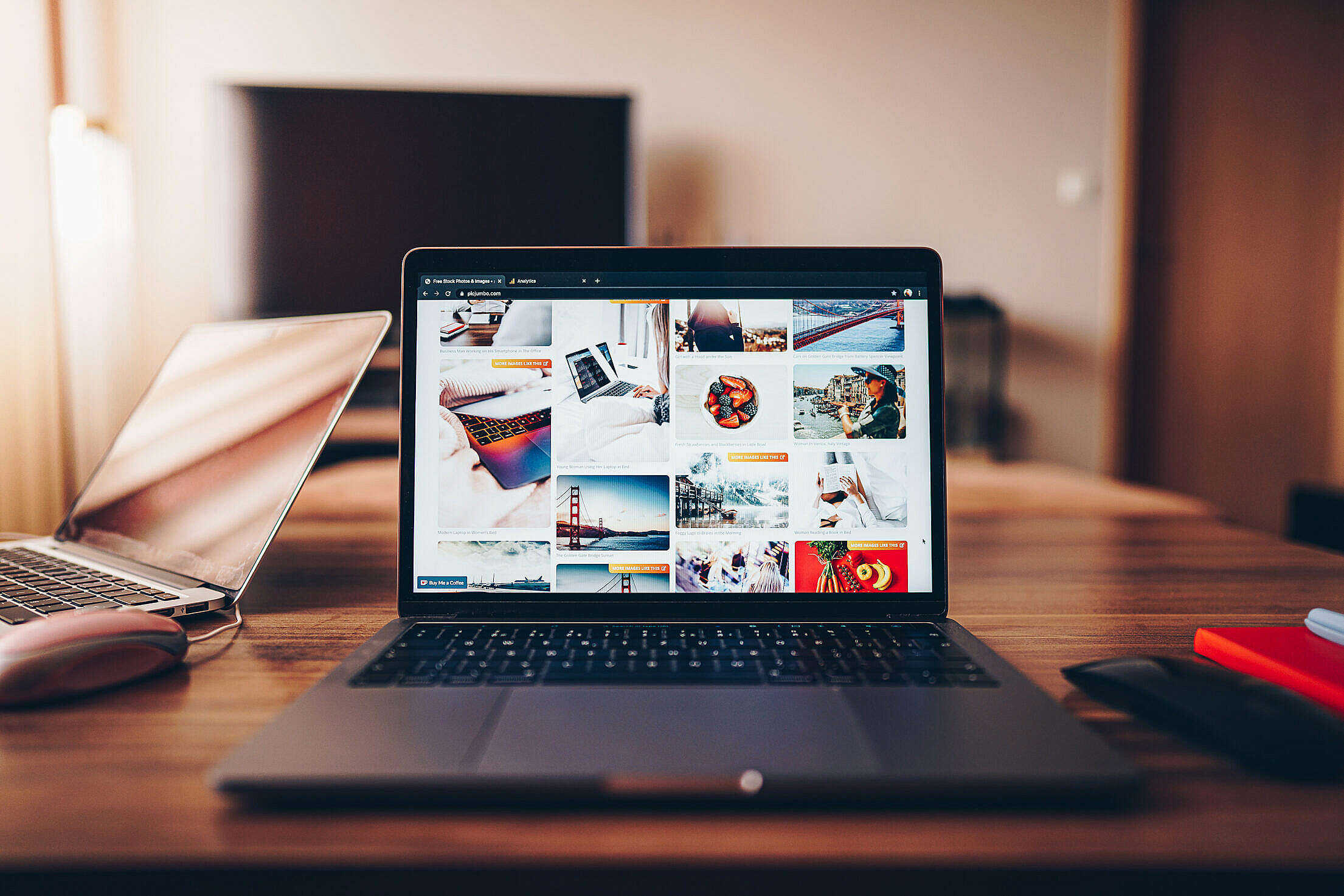 Home Office Free Stock Photo