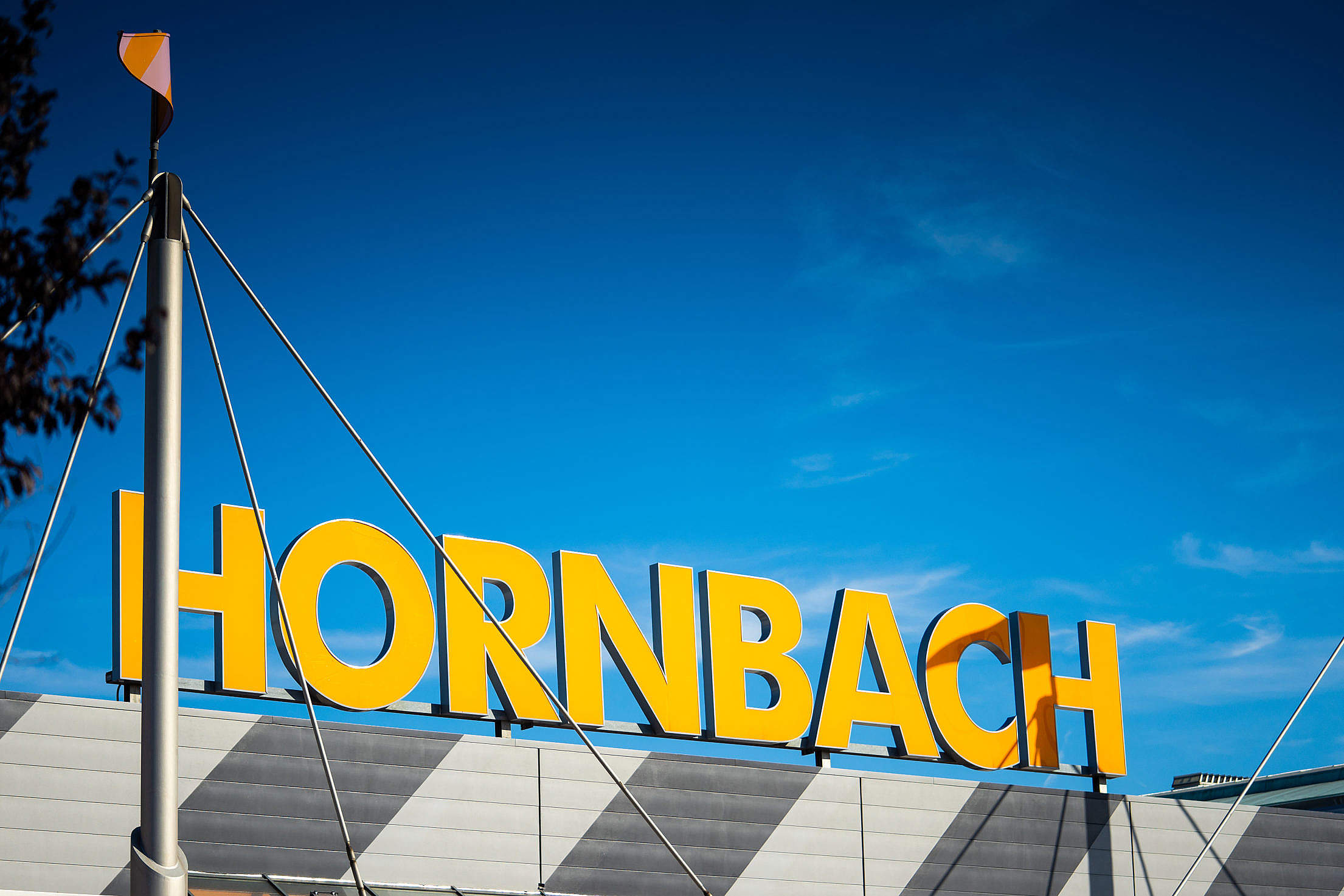 Hornbach Hobby Market Logo Free Stock Photo