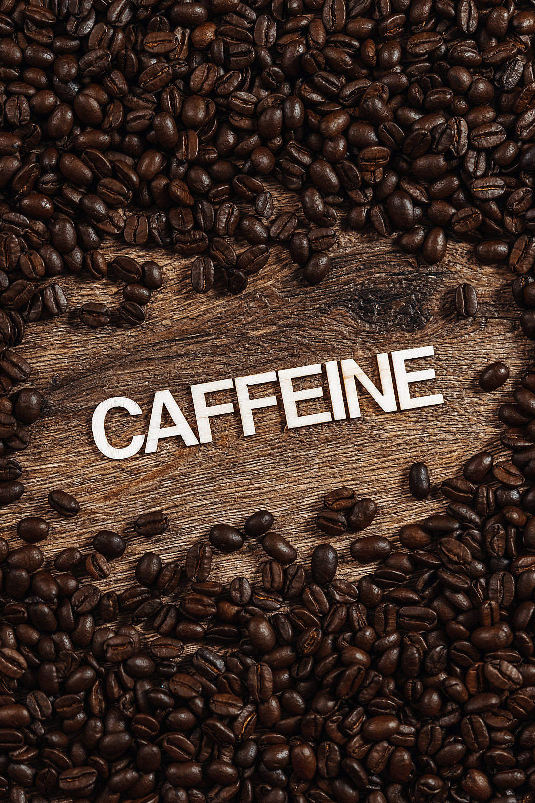 Download How Much Cаffeine Is In a Coffee Bean FREE Stock Photo