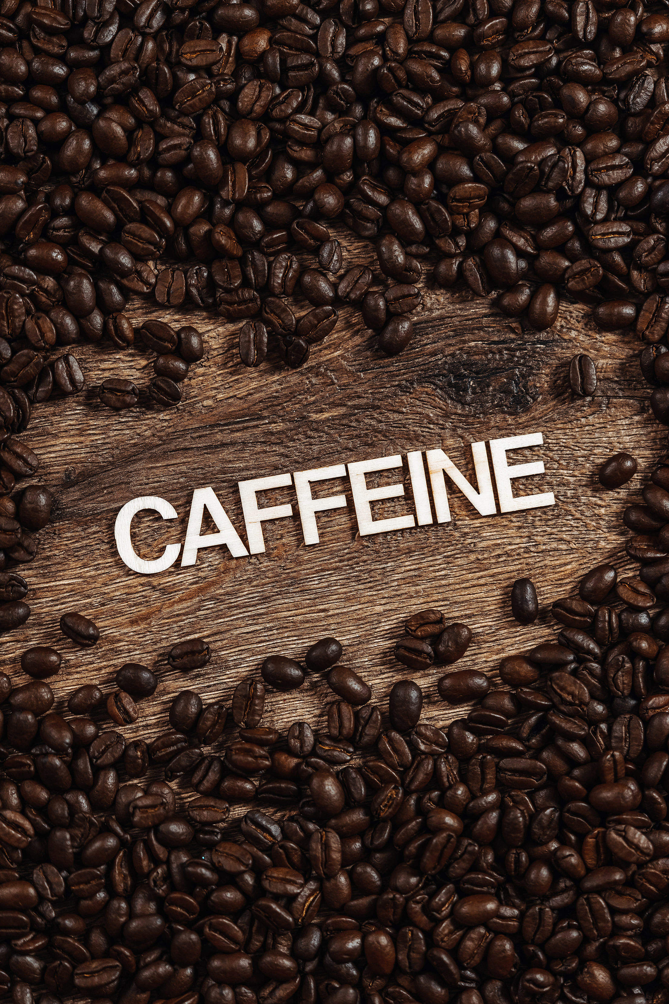 How Much Cаffeine Is In a Coffee Bean Free Stock Photo