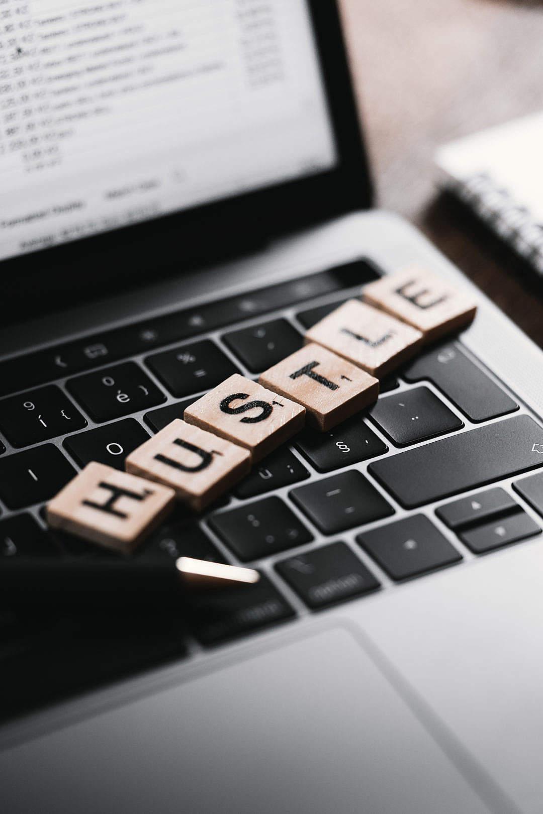 Download Hustle FREE Stock Photo