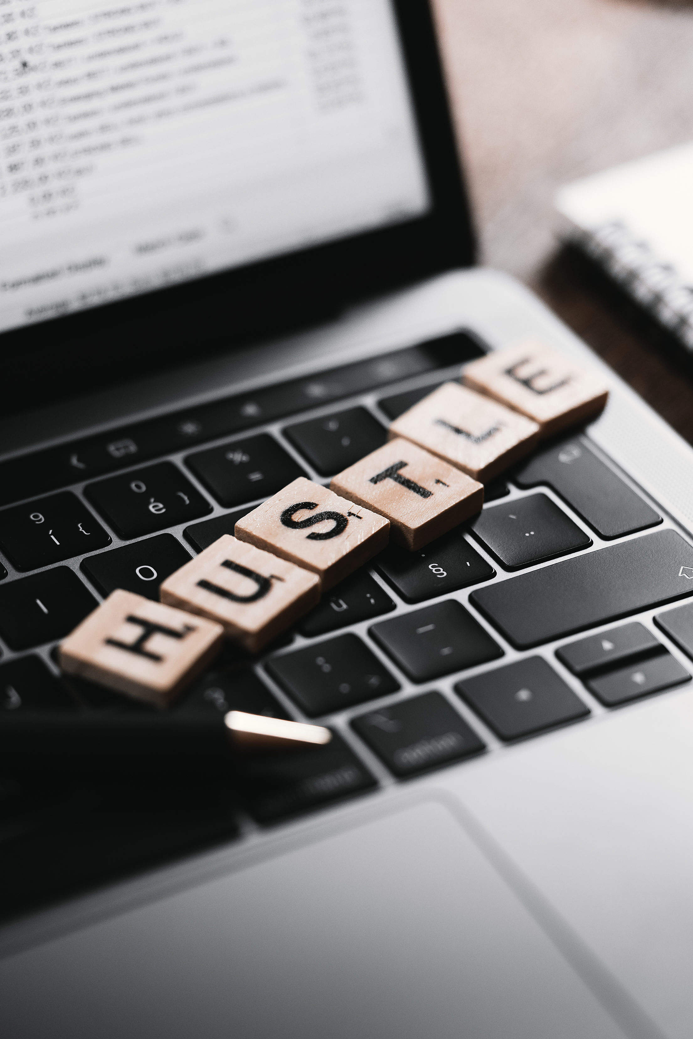 Hustle Free Stock Photo