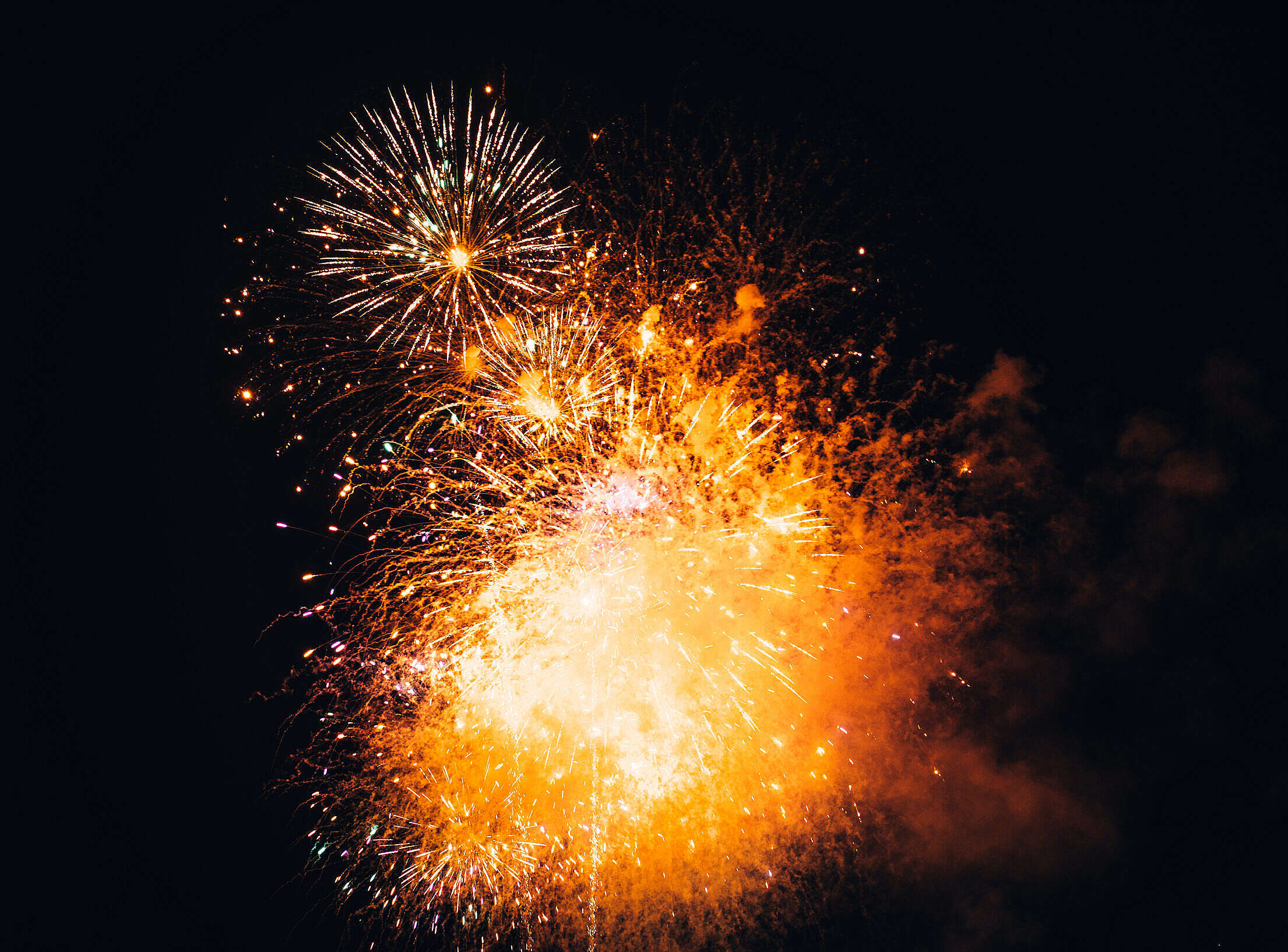 Independence Day Celebration 4th of July Free Stock Photo