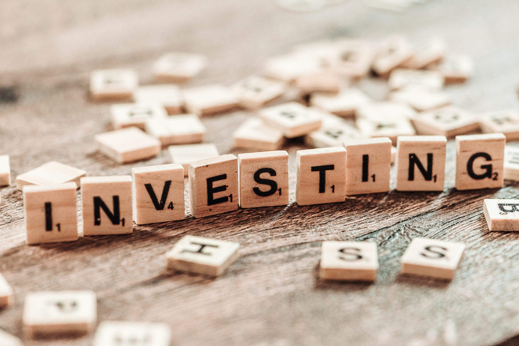 Investing Free Stock Photo