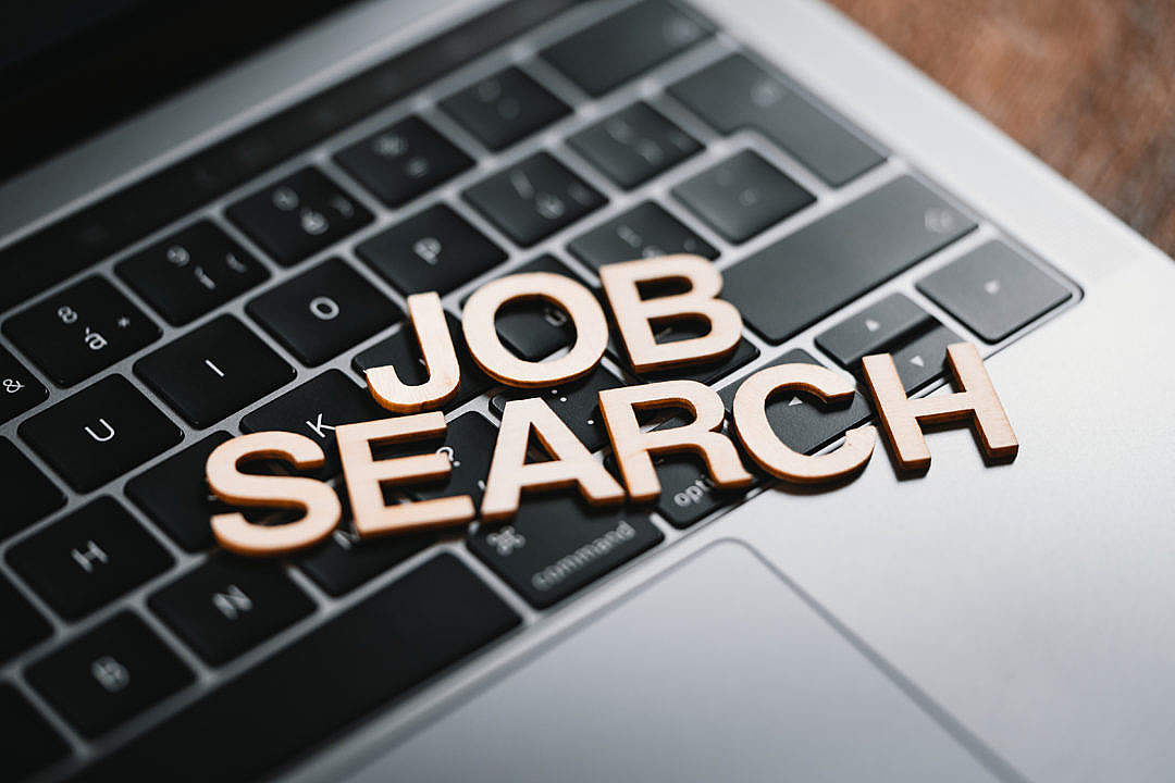 Download Job Search FREE Stock Photo