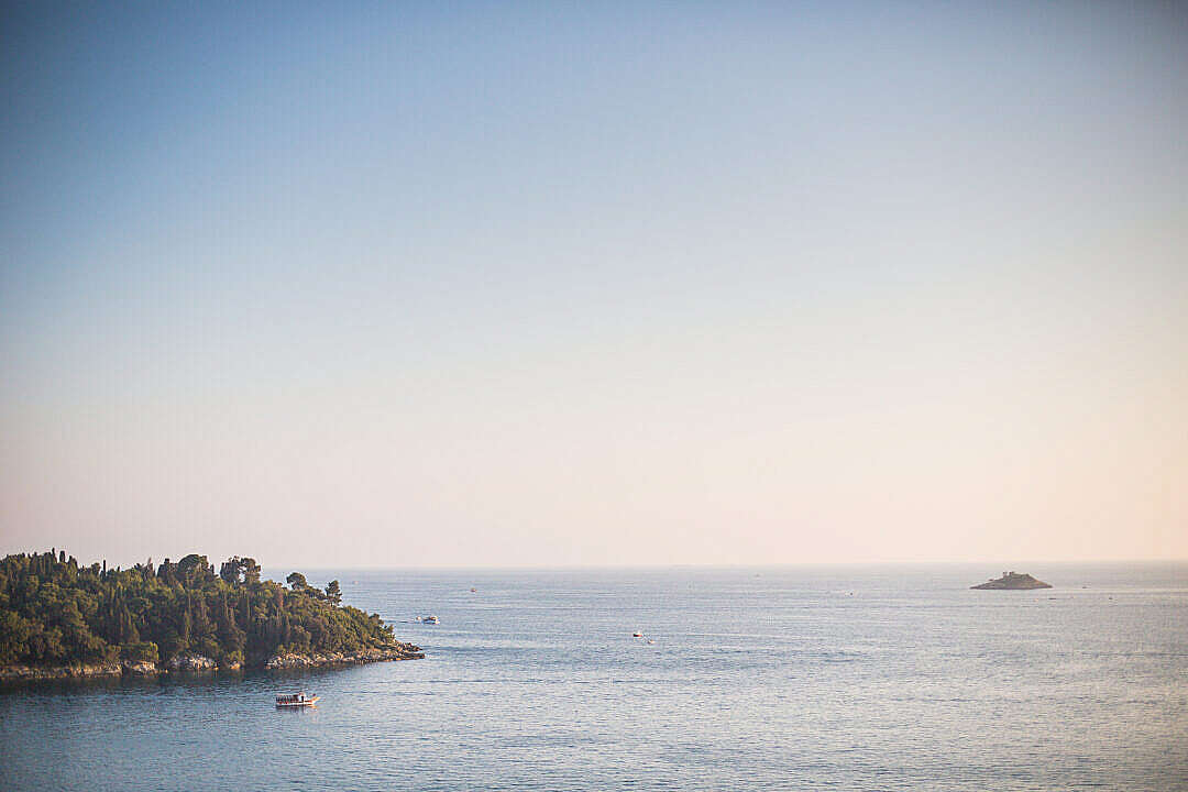 Download Just a Little Island FREE Stock Photo