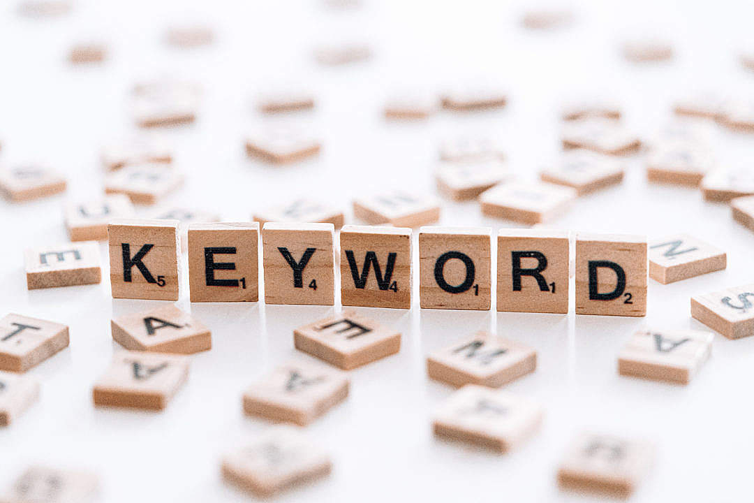 Download Keyword FREE Stock Photo