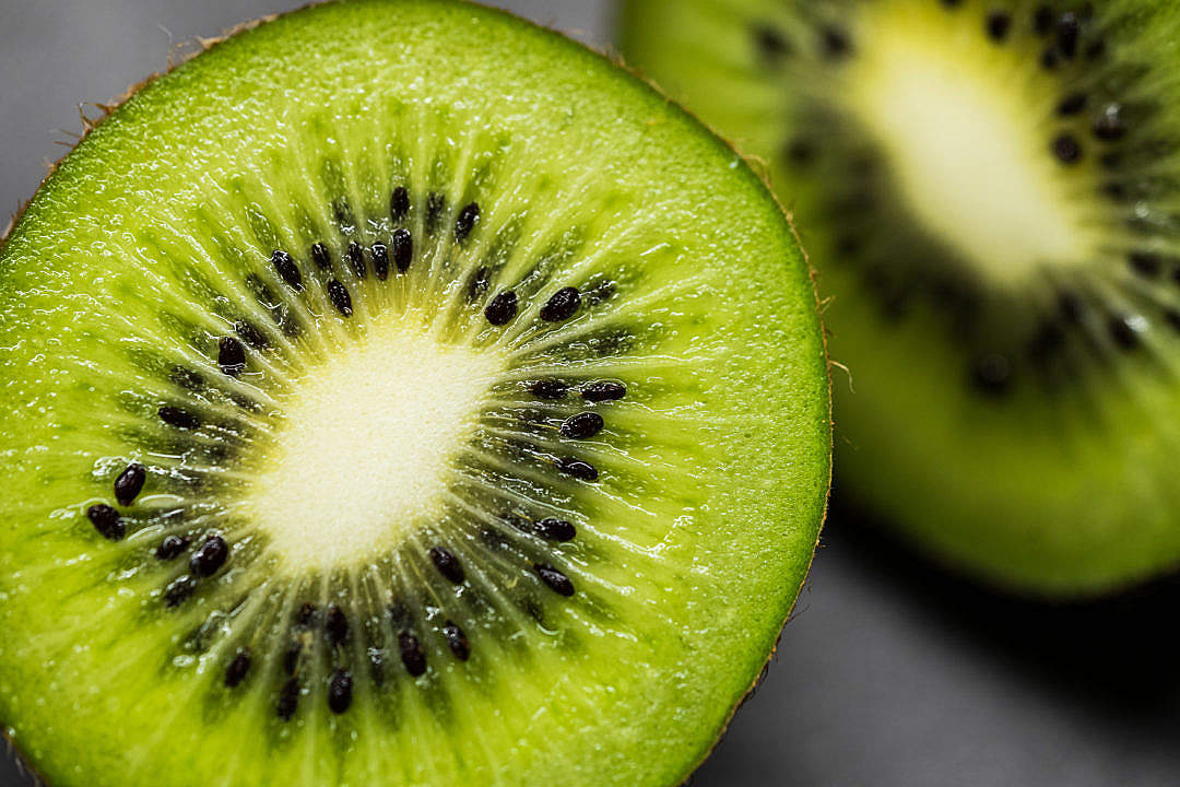 Download Kiwi Macro FREE Stock Photo
