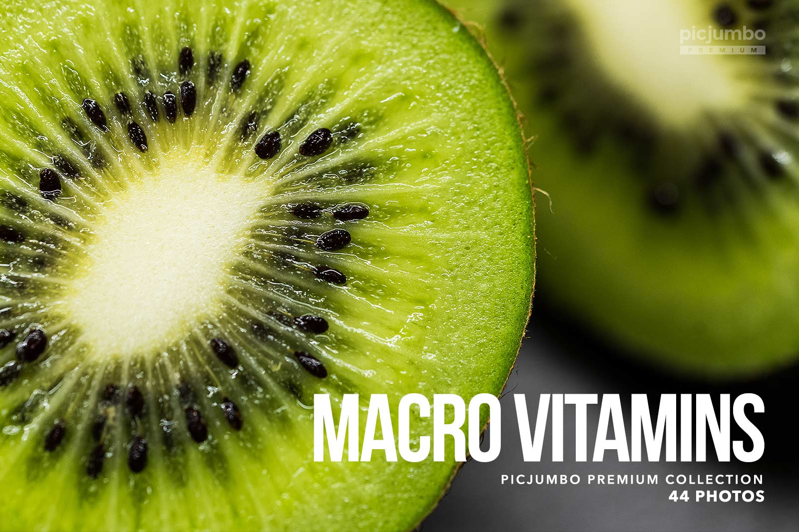 Macro Vitamins — get it now in picjumbo PREMIUM!