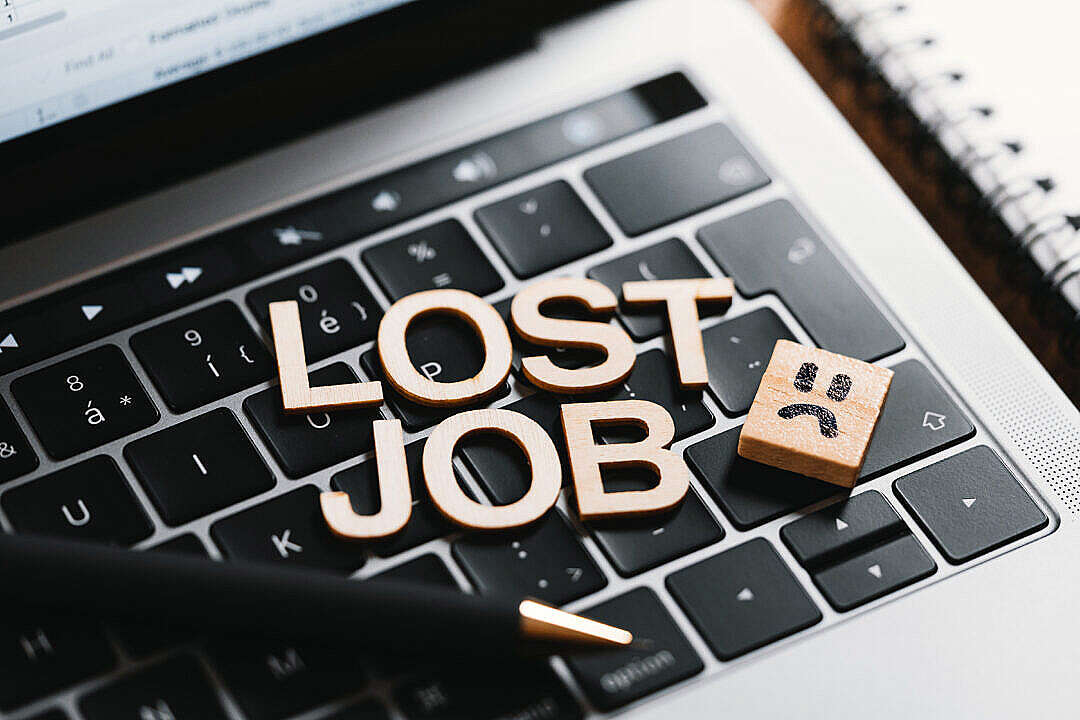 Download Lost Job FREE Stock Photo
