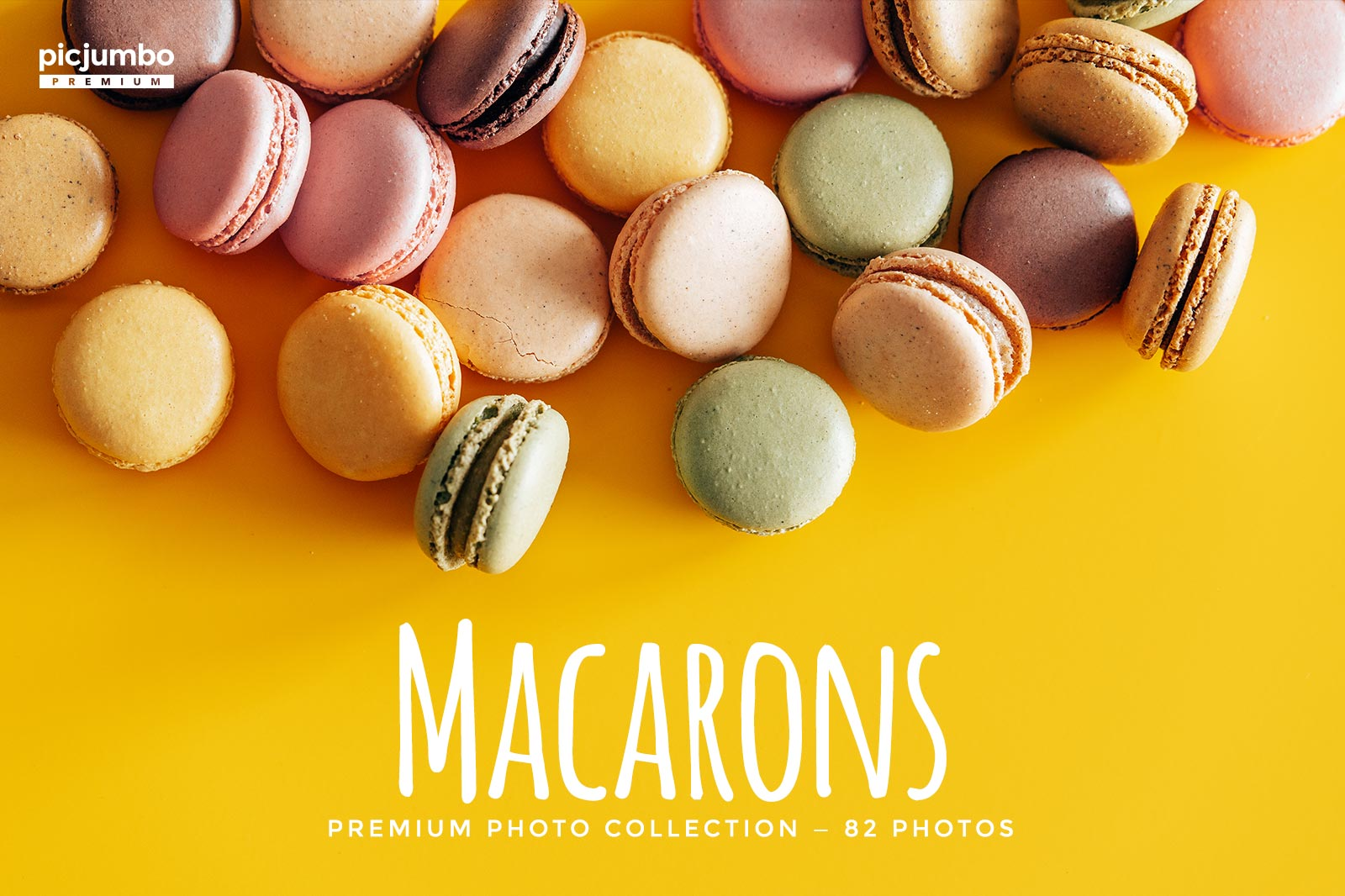 Click here to see Macarons PREMIUM Collection!