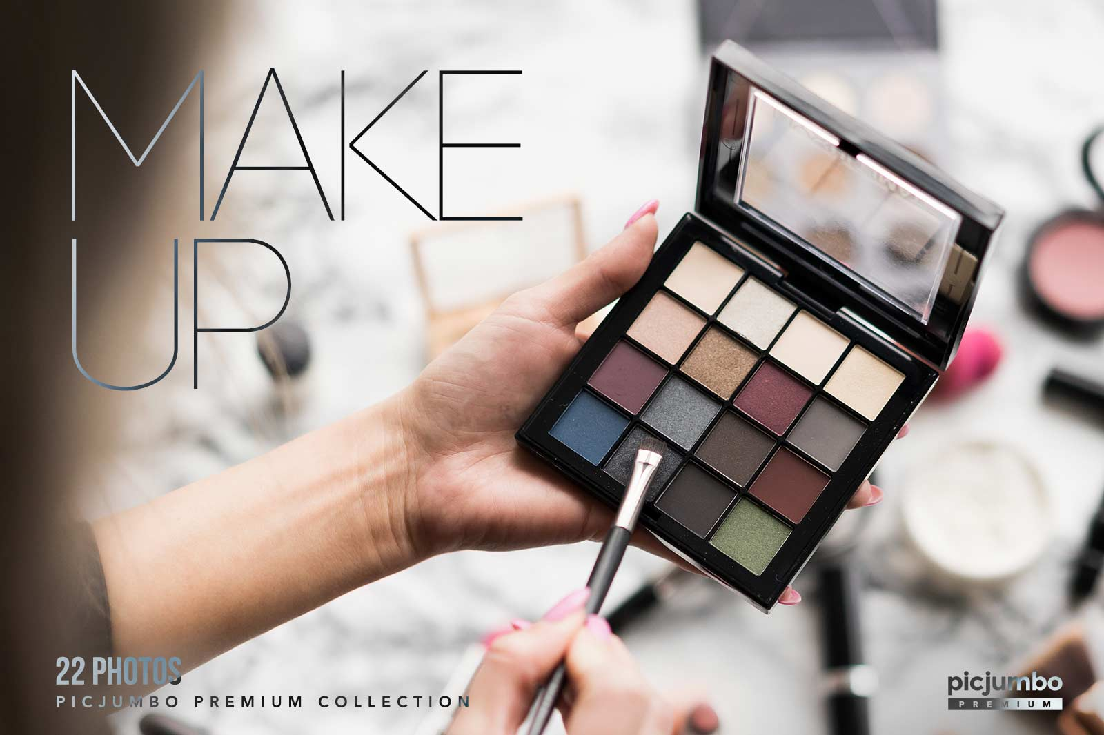 Makeup — get it now in picjumbo PREMIUM!