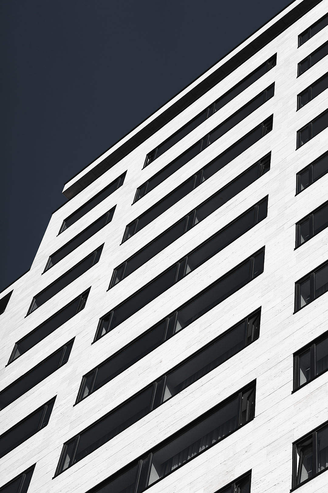 Download Modern Office Building FREE Stock Photo