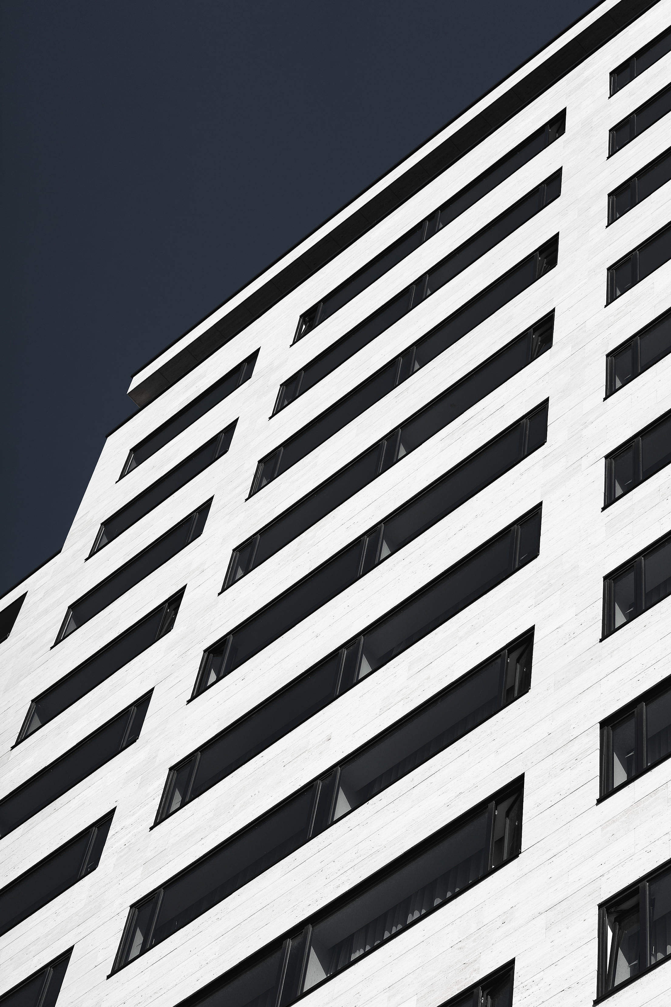 Modern Office Building Free Stock Photo