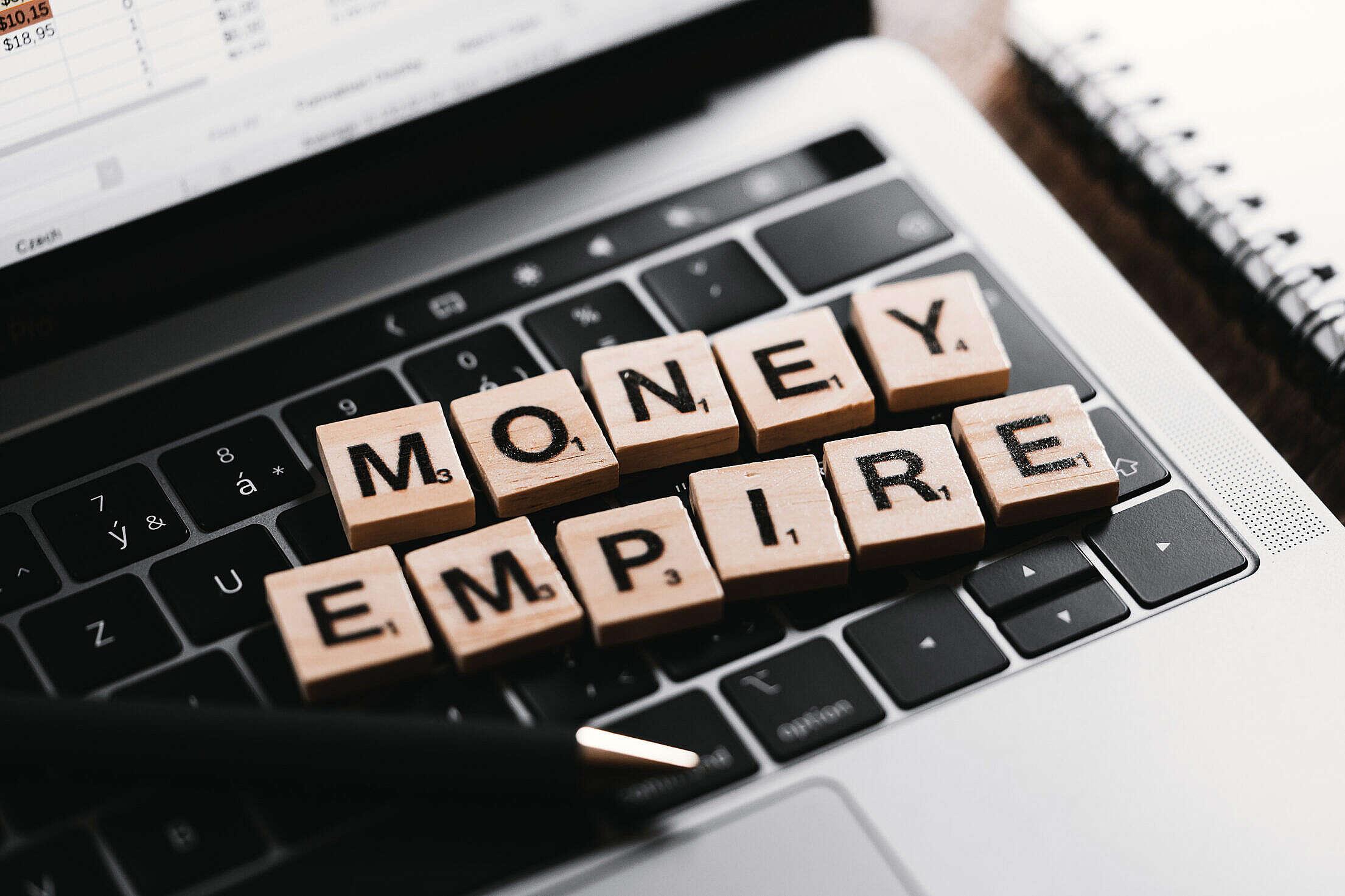 Money Empire Free Stock Photo