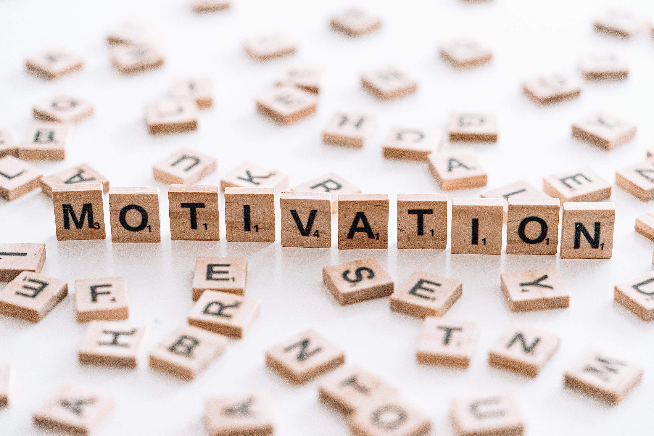 Motivation Free Stock Photo