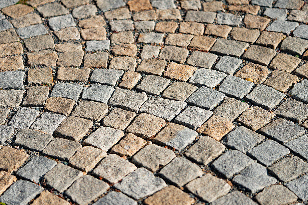 Download Old Castle Pavement FREE Stock Photo