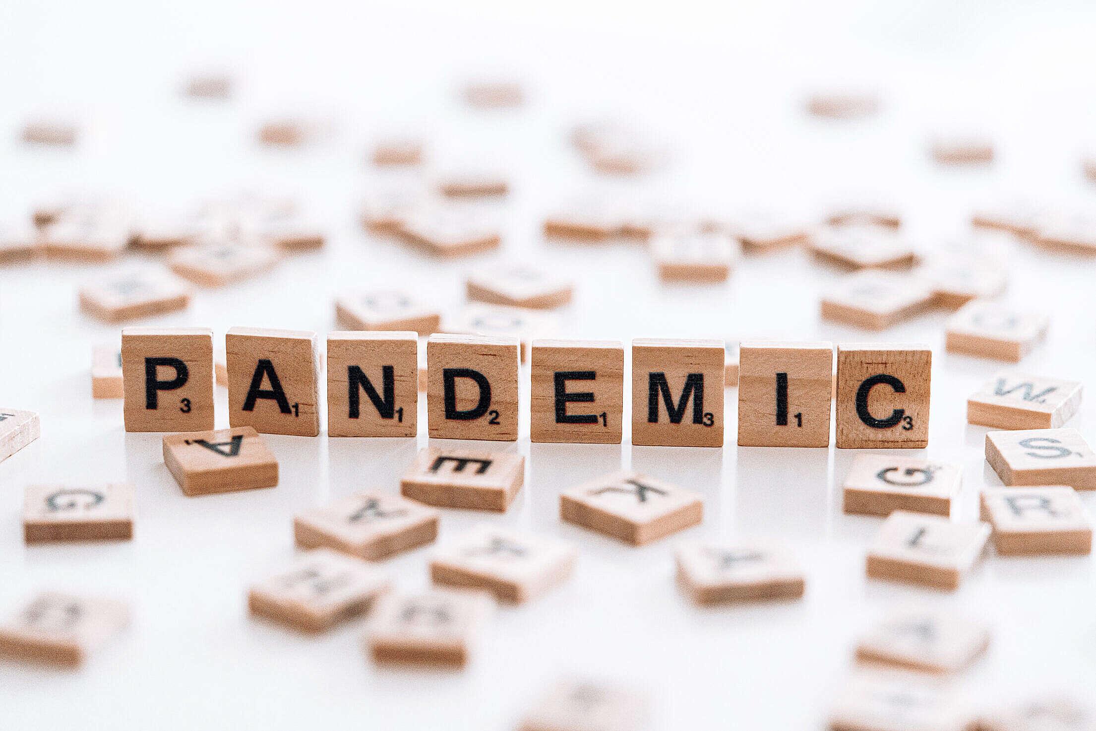 Pandemic Free Stock Photo