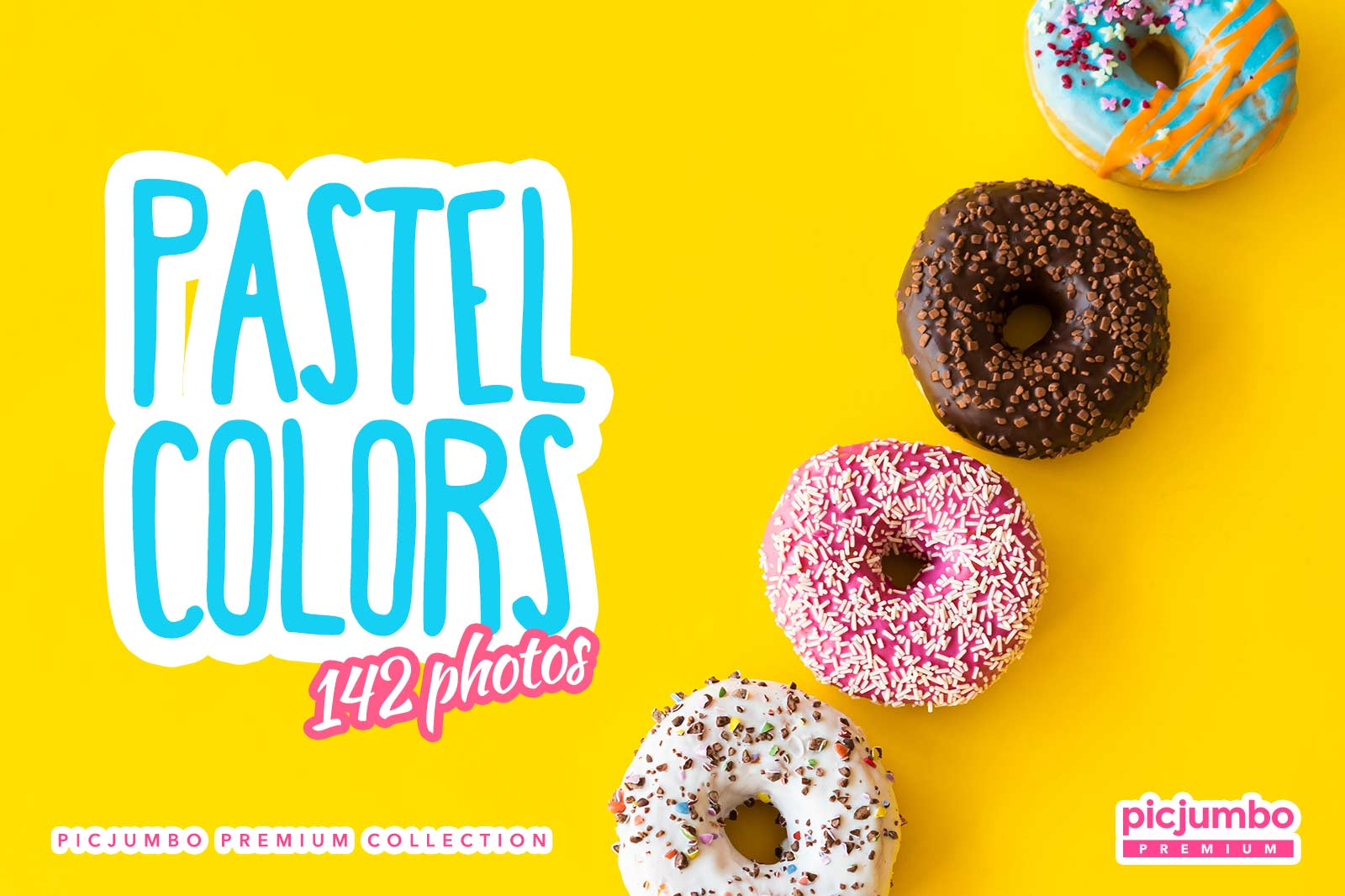 Pastel Colors — get it now in picjumbo PREMIUM!