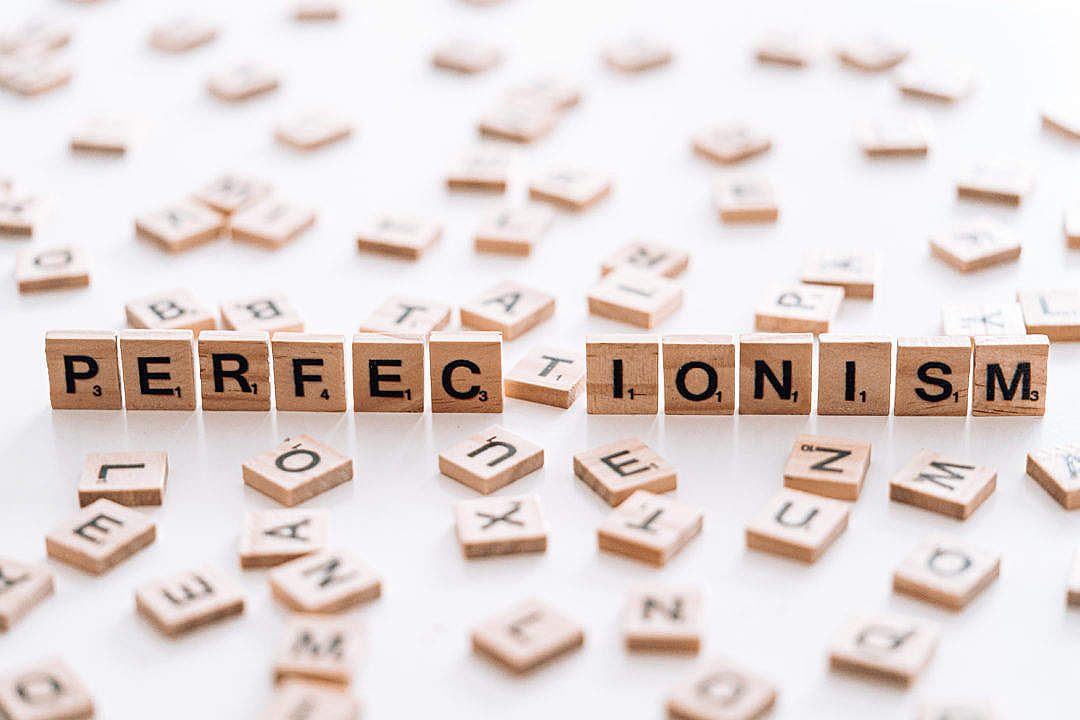 Download Perfectionism Imperfect FREE Stock Photo