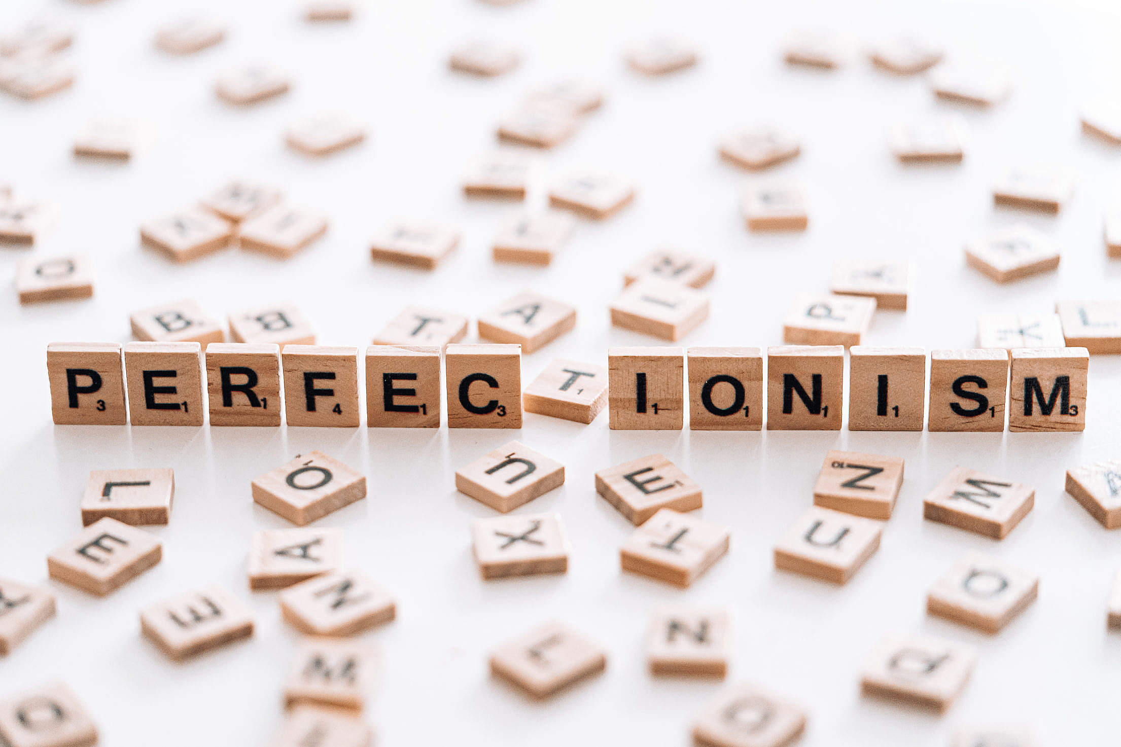 Perfectionism Imperfect Free Stock Photo