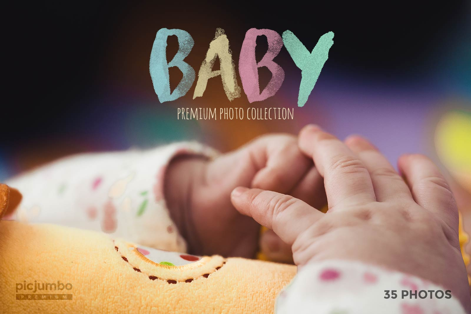 Baby stock photo collection