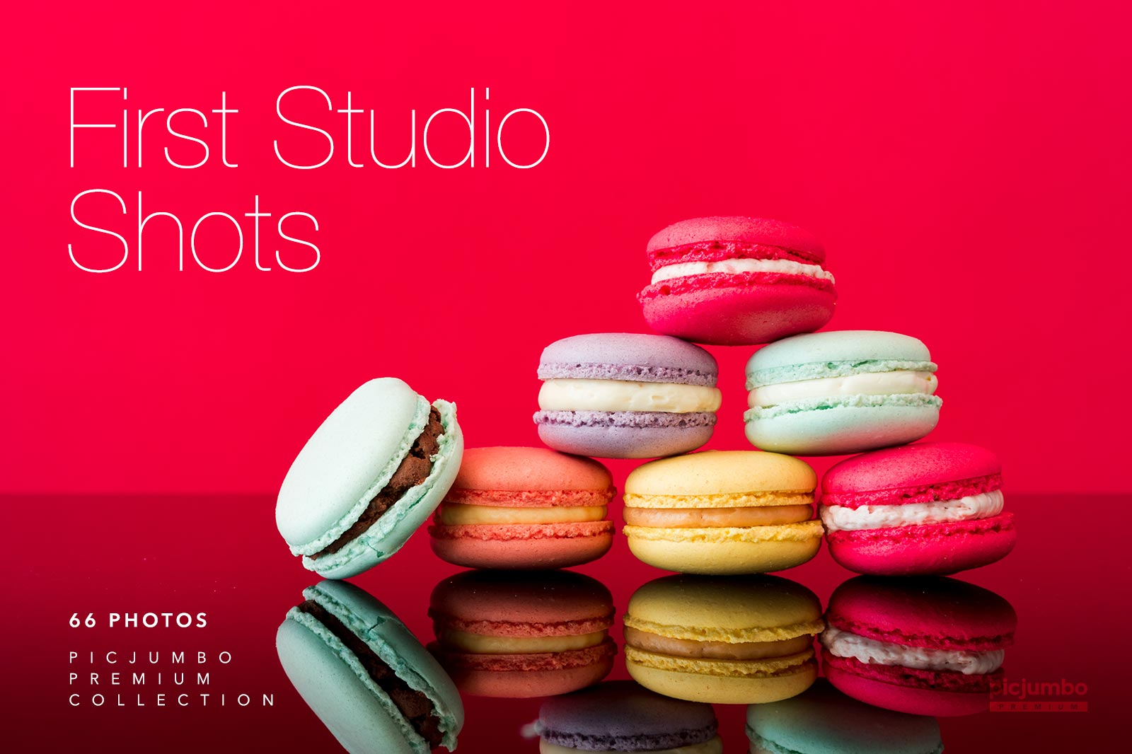 First Studio Shots — get it now in picjumbo PREMIUM!