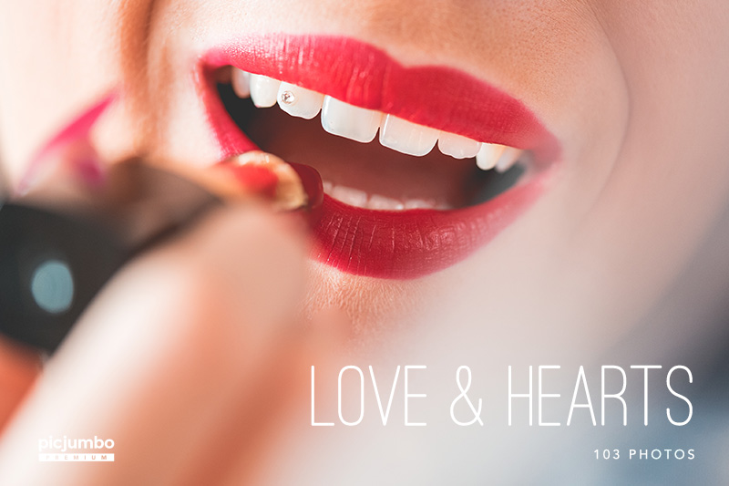 Love & Hearts — Join PREMIUM and get instant access to this collection!
