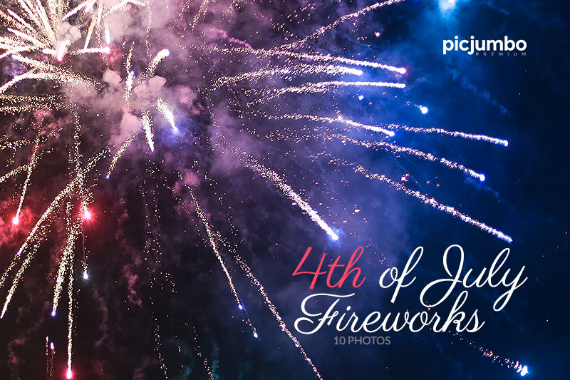 4th of July Fireworks — Join PREMIUM and get instant access to this collection!