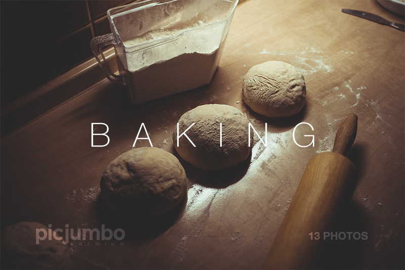 Join PREMIUM and get full collection now: Baking