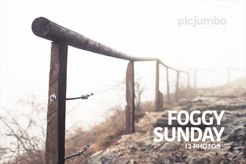Get this collection now: Foggy Sunday