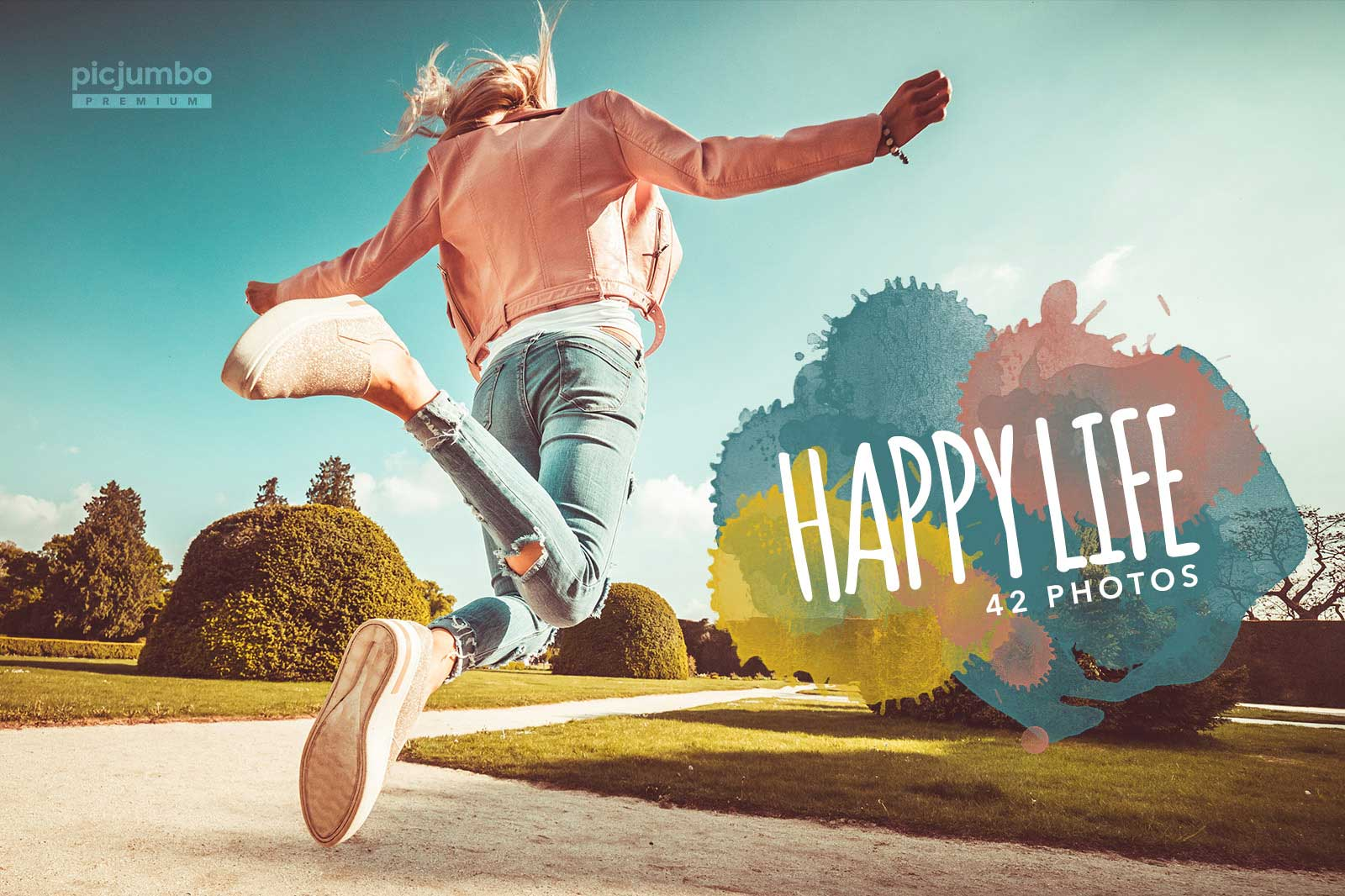 Happy Life — get it now in picjumbo PREMIUM!
