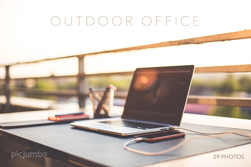 Outdoor Office — Join PREMIUM and get instant access to this collection!