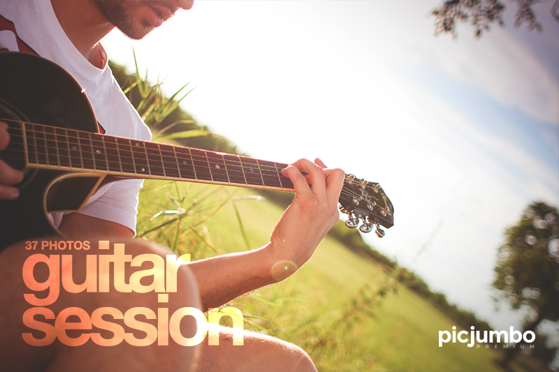 Guitar Session — Join PREMIUM and get instant access to this collection!