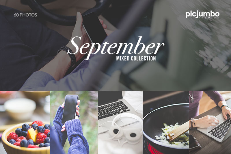 September Mixed Collection — Join PREMIUM and get instant access to this collection!